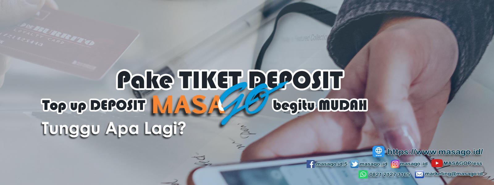 Tiket Deposit